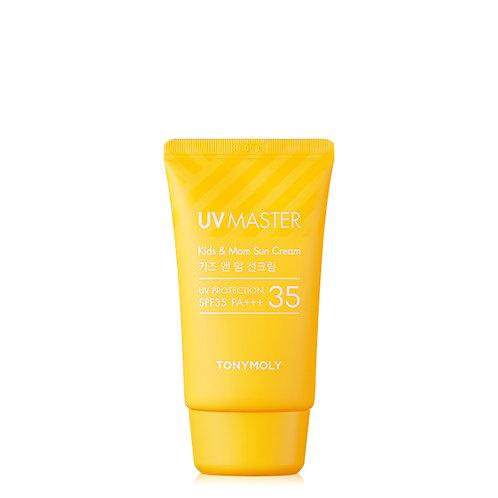 Bloqueador UV Master Kids & Mom Sun Cream