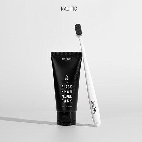 Limpiador de poros NACIFIC Blackhead All Kill Pack