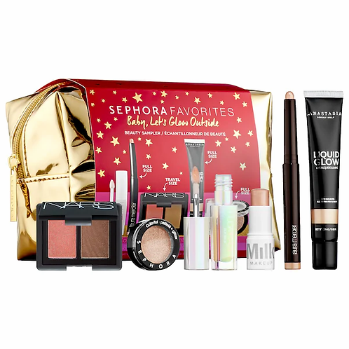 Set Sephora Favorites Baby, Let's Glow Outside Bronze and Glow Set