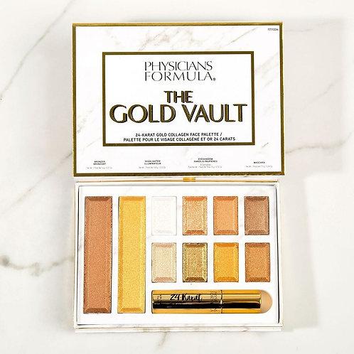 Paleta 24-Karat Gold Collagen Face Palette