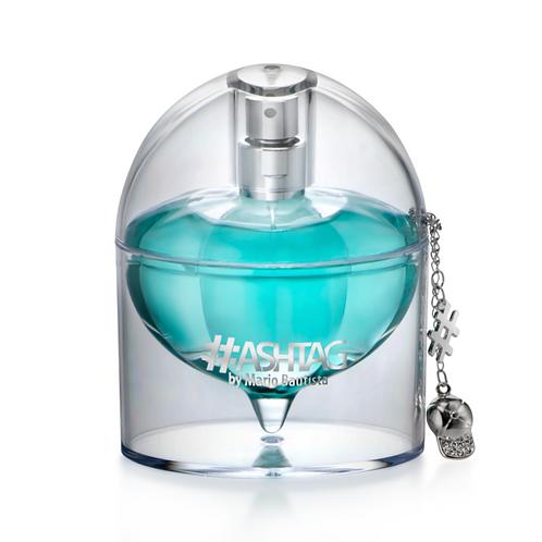 Eau de Parfum #ashtag – By Mario Bautista