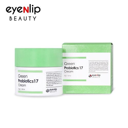 Crema Green Probiotics 17 Cream