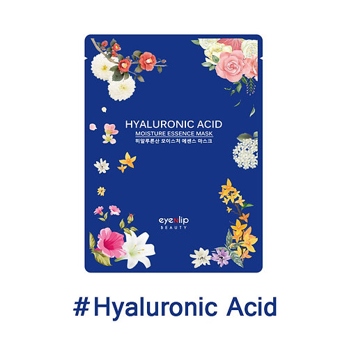 Mascarilla de ácido hialurónico Moisture Essence Mask