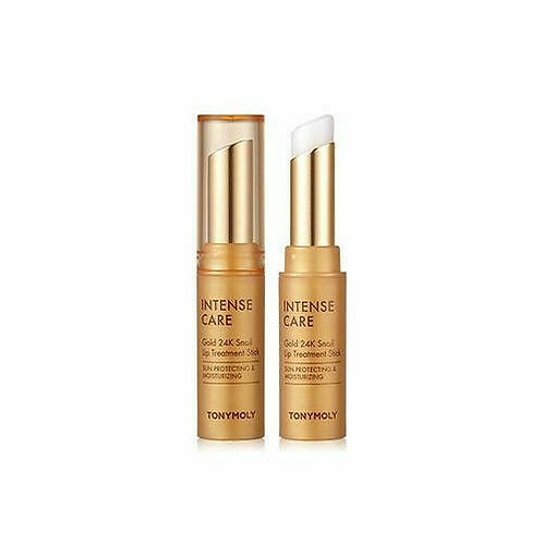 Tratamiento para labios Intense Care Gold 24K Snail Lip Treatment Stick