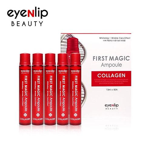Ampolletas faciales First Magic Collagen
