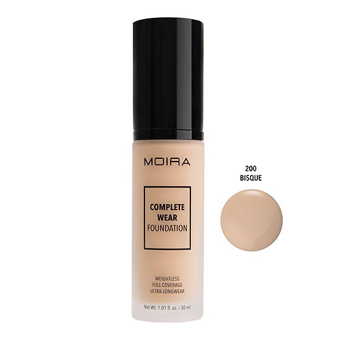 Moira Base de maquillaje Complete Wear Foundatio | iluvit