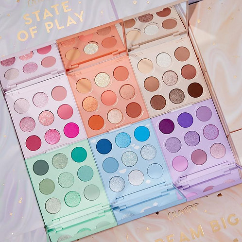 ***Preventa*** state of play shadow palette vault
