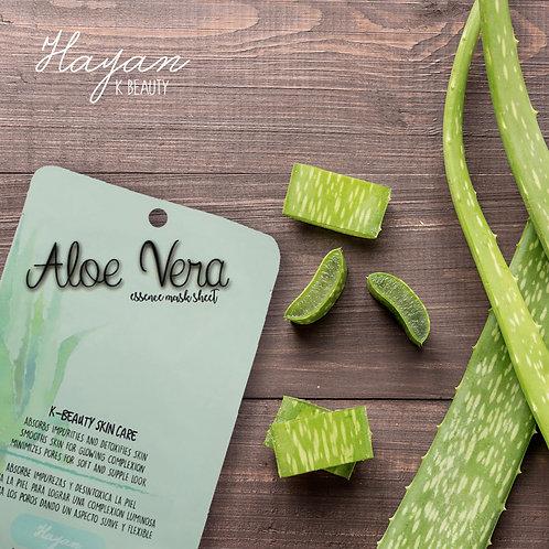 Mascarilla Aloe Hayan