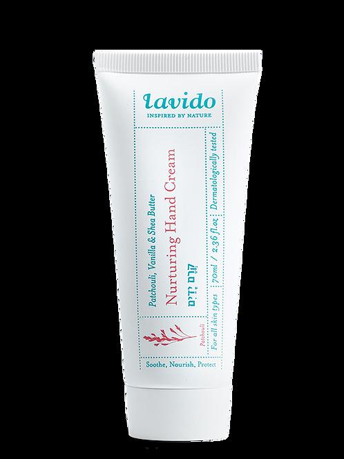 Crema para manos Nurturing Lavido