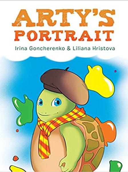 Arty's Portrait E-book