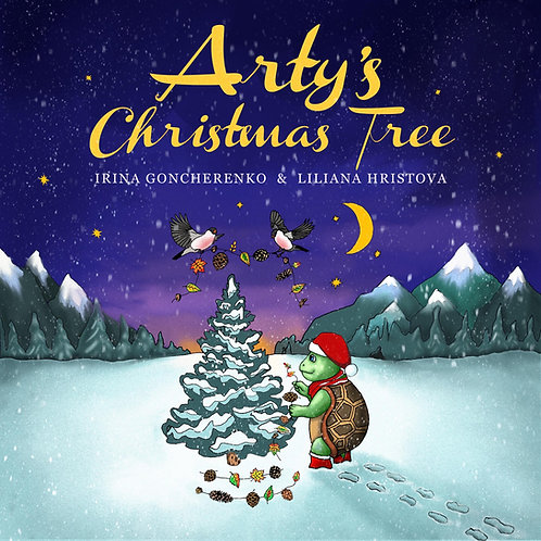 Arty's Christmas Tree Book