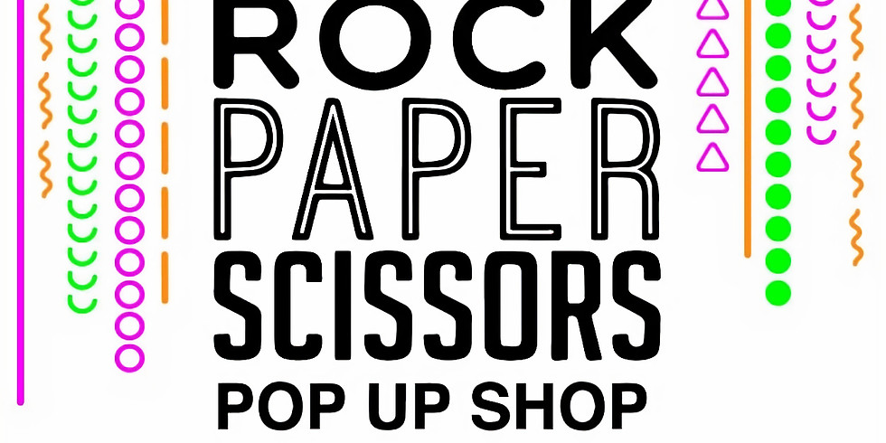 Pop Up Shop December 2019