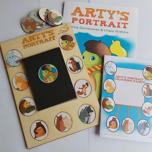 Arty's Imagination Board