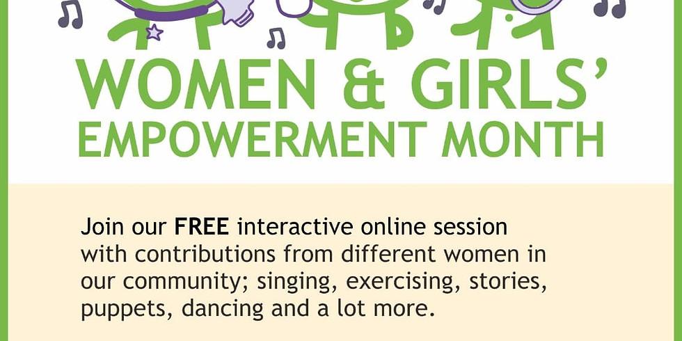Women & Girls' Empowerment Month
