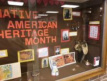 Native American Heritage Month Bulletin Board