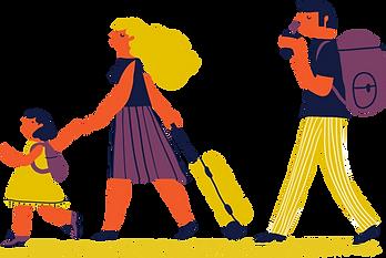 Voyage en famille : therapie familale