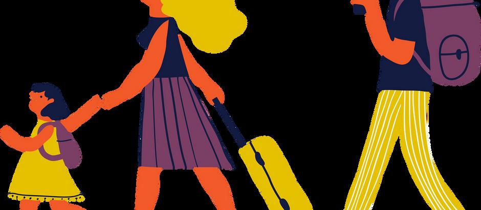 Viajando para Australia: Parte 3 – viajando en pareja o familia, ¿cómo empacar?