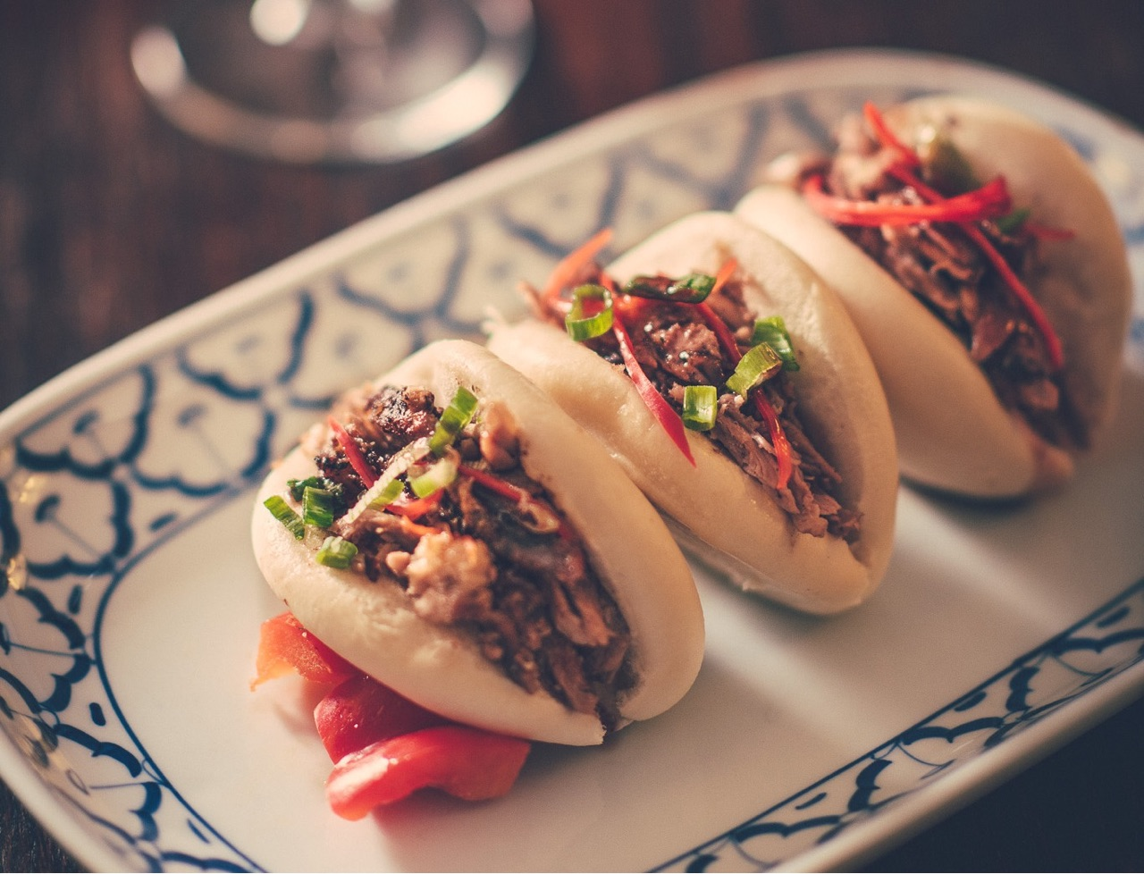 Crispy Duck Buns Oct 17