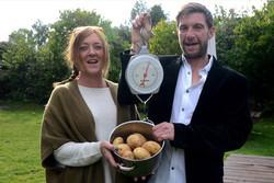 Stacy Matt and Potatoes