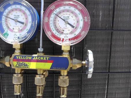 IOT Instant Remote Refrigerant Pressure Alarm Monitoring