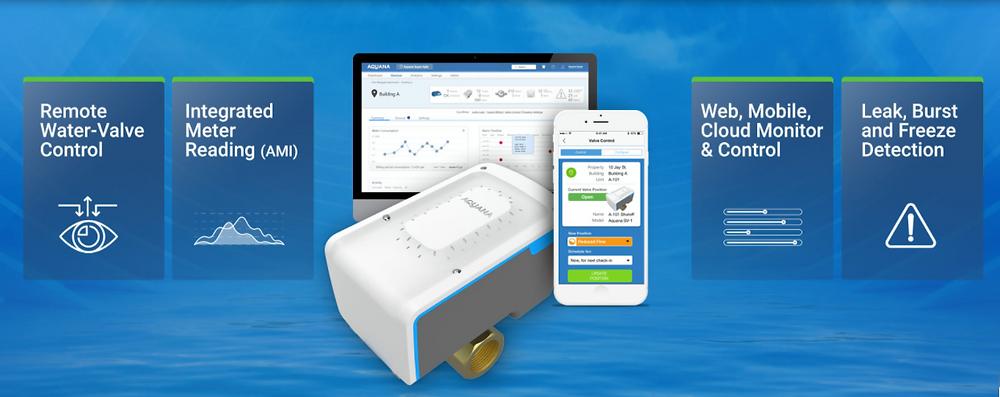 EnviroLogik IoT Water Leak Detection