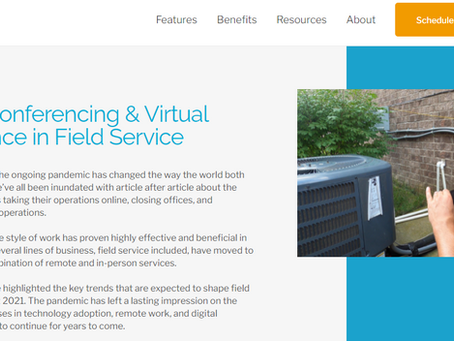 How Visual Documentation Technologies Support Service Contractors