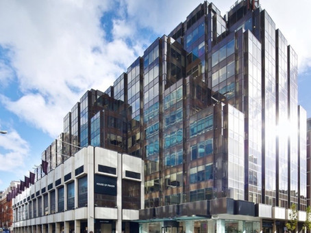 Knight Frank add IoT to Victoria St site