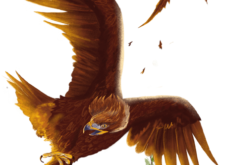 Fable of the Eagle and the Wren