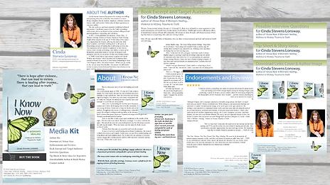 Author Media Kit
