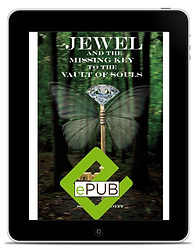 ePUB Jewel and the Missing Key to the Vault of Souls by Sharon Loeff