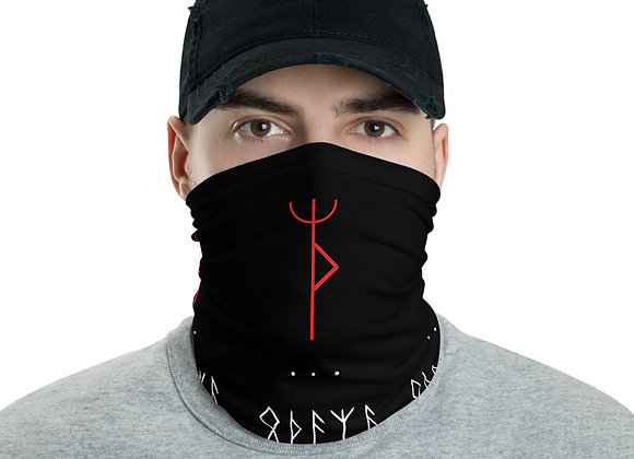 Neck Gaitor with Bind Rune for Virus Protection