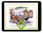 ePub Tommy T and The Pea That Got Away by Cinda Stevens Lonsway