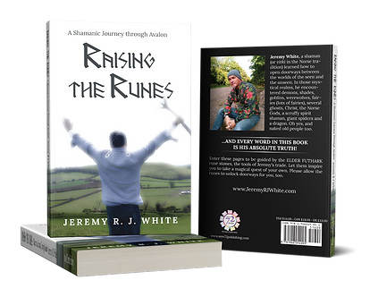 Raising the Runes by Jeremy RJ White