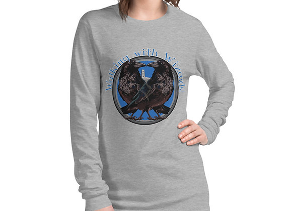 Walking with Wizards - Unisex Long Sleeve Tee