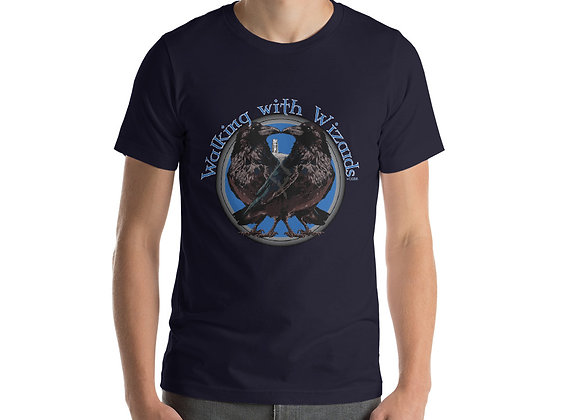 Walking with Wizards Short-Sleeve Unisex T-Shirt
