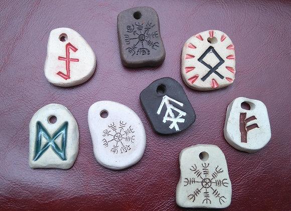 Ceramic Talismans