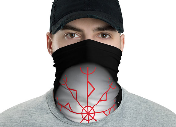 Neck Gaitor with Helm for Virus Protection