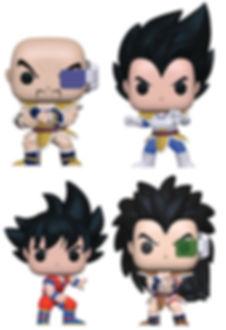 New Funko Pop Dragon Ball Z Figures - Ju