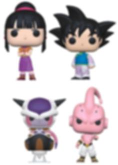 New Funko Pop Dragon Ball Z Figures 2- J