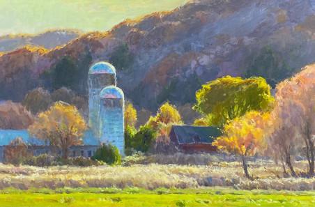 Chris Morel - Landscape 1