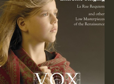 Review: 'Extreme Singing' by Vox Early Music Ensemble