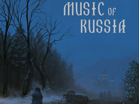 Review: 'Music of Russia' by the Illumni Men's Chorale