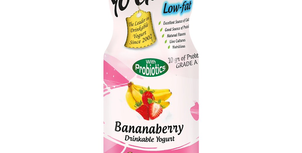 Low-fat BananaBerry