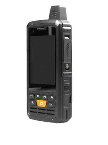 4G PTT Phone  (Push To Talk Walkie Talkie Over Cellular)