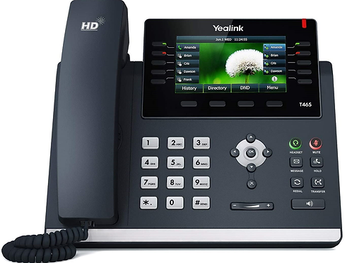 Yealink IP Phone - SIP-T46S
