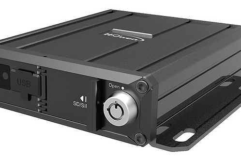 Super Mini 2CH H.265 1080P SD MDVR