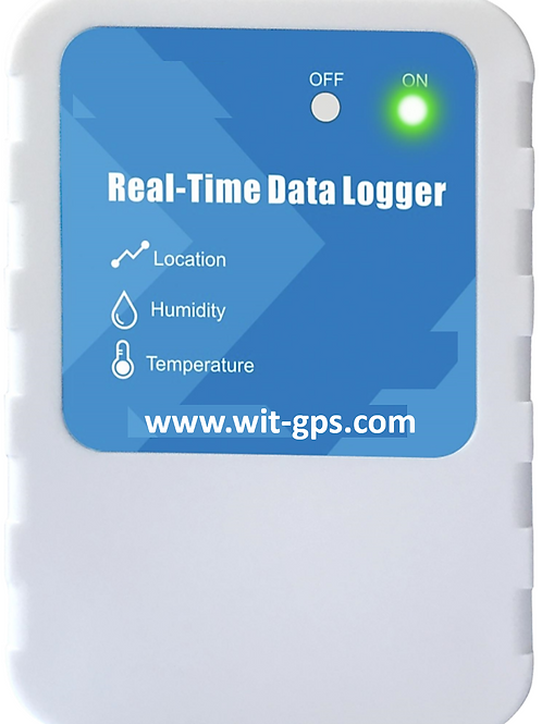 Real Time Temperature -Humidity Data Logger for Cold Chain Solutions