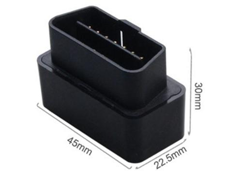 Plug & Play OBD GPS Tracker