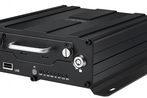 8 Channel AI powered MDVR