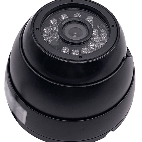 IP Dome Camera : Special Design for Cabin Viewing